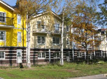 Квартиры с французскими балконами